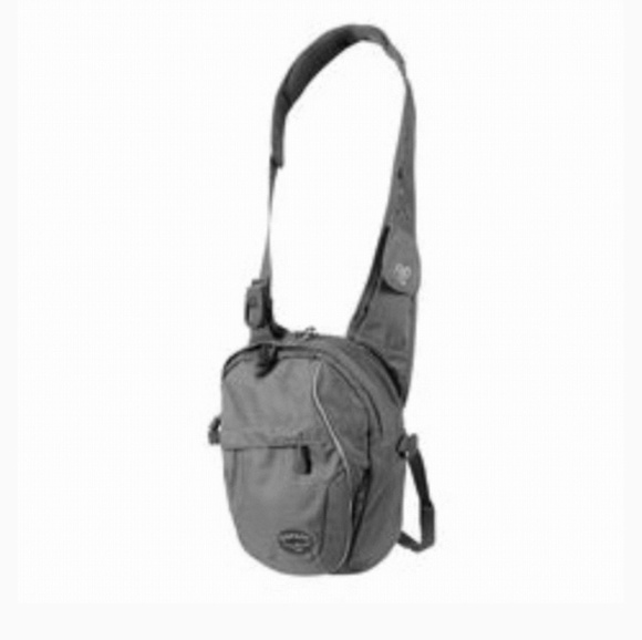 new york check out lowest price Osprey Bags | Veer Vertical Shoulder Bag Blue Grey | Poshmark
